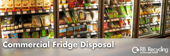 Commercial Fridge Disposal